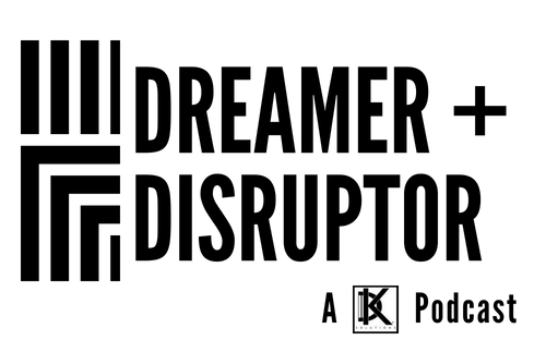 Dreamer-Disruptor-Podcast-Logo